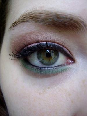 rose inspired eyeshadow tutorial