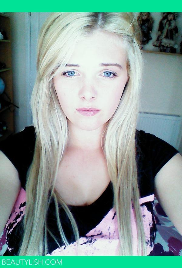 Blue Eyes Blonde Hair Black Eyebrows Atlanta A S