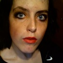 Rihanna Vogue Nov 2012 Inspired Makeup Look