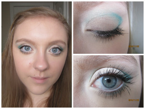 Yesterday was first snow where I live, yea! So I will be making some cute winter looks this is the first. What do you think? Any thing you want me to try? I would love to hear any ideas.