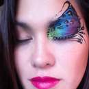 Winged Cat eye design