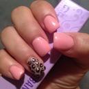 pink leopard 💅😍