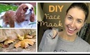 ♥ DIY Face Mask for Clear Skin! ♥