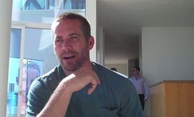 Paul Walker for Davidoff Cool Water Interview