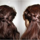 Slip knot Braid