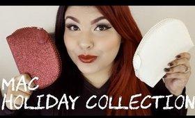MAC Holiday 2014 Heirloom Keepsakes Collection Review & Lip Swatches | MRamosMUA