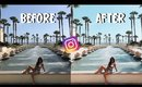 HOW I EDIT MY INSTAGRAM PICTURES 2018 + STEP UP YOUR AESTHETIC