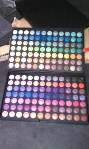 168 palette from ebay