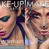 My covers of Make-Up Artist Magazine.