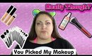 YOU PICK IT, I WEAR IT | MY SUBSCRIBERS PICK MY MAKEUP