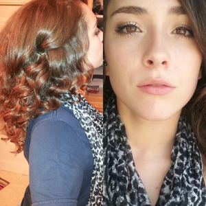 Used a conair curling wand