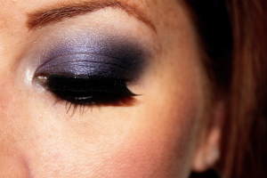Purple Smokey Eye Tutorial!