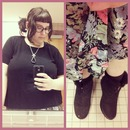 Pink Black And Pigtails Outfit Of The Day