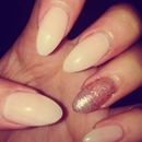 glitter claws!