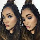 MOTN - Kim K Inspired Makeup