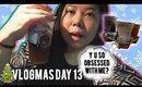 🎄 VLOGMAS DAY 13: DRINKING 3 KUNG FU TEAS? CHRISTMAS LIGHT POKEMON GO ADVENTURES   MakeupANNimal