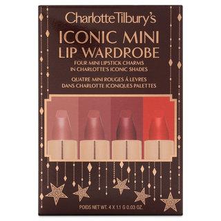Charlotte Tilbury's Iconic Mini Lip Wardrobe