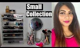 Makeup Collection: SMALL (Muji Organization)   Minimalistic