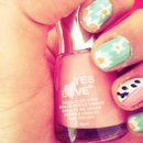 Flowers on nails 🌸