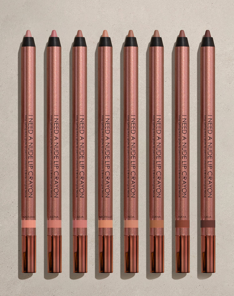 Alternate product image for I Need a Nude Lip Crayon shown with the description.