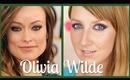 Olivia Wilde Golden Globes 2014 Inspired Makeup