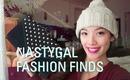 NastyGal Fashion Finds! ファション目っけ物 (´∇ノ`*)ノ
