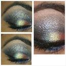 my sparkly eye