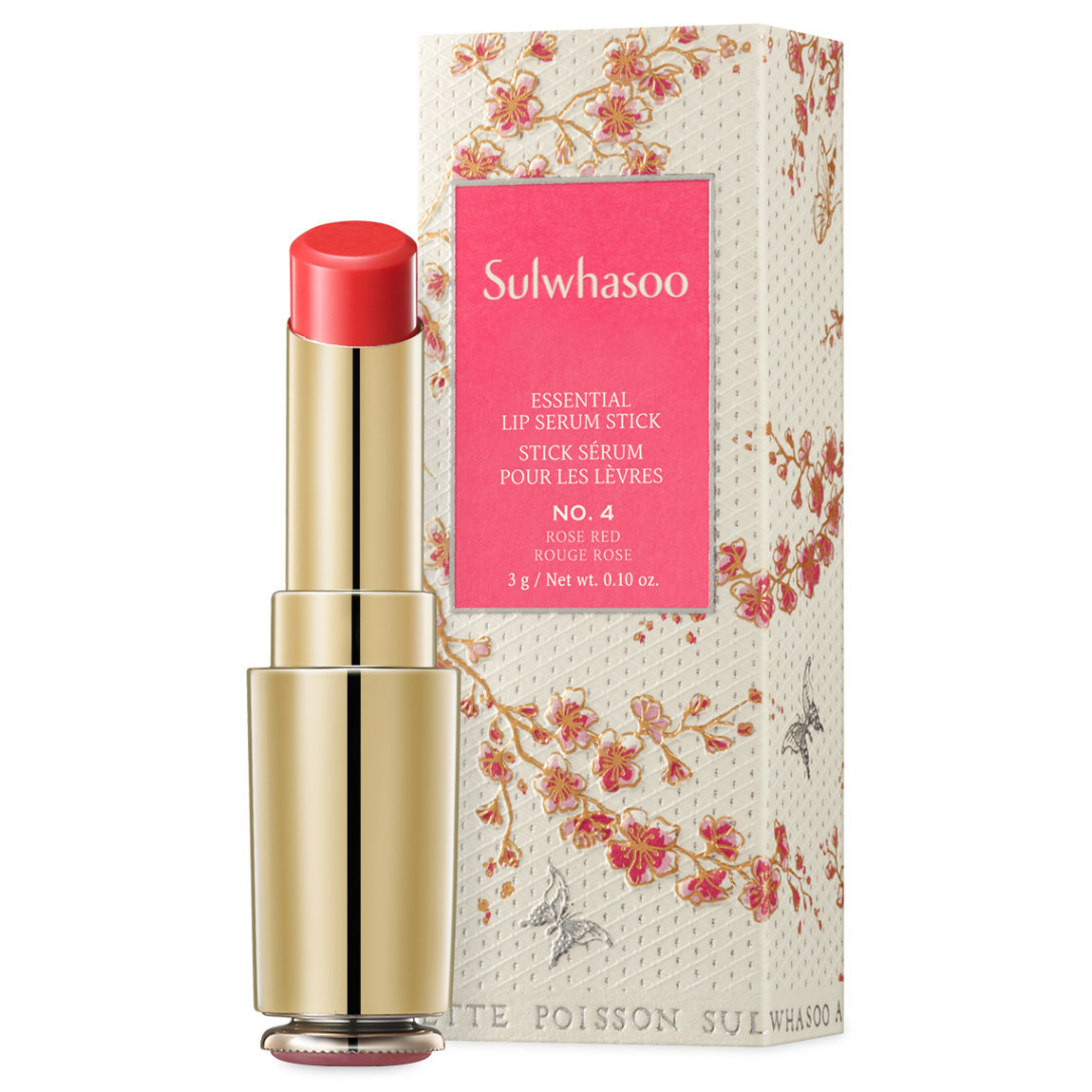 Sulwhasoo Limited Edition Essential Lip Serum Stick No. 4