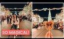 VLOGMAS DAY 3 | Disneyland for the Holidays - We Saw Chris Pratt!