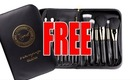 FREE SIGMA EXTRAVAGANZA BRUSH SET! GIVE AWAY! SUBSCRIBE TO WIN!