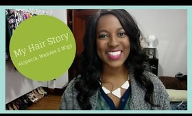 My Hair Story | Alopecia, Weaves & Wigs