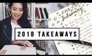 3 LIFE CHANGING 2018 TAKEAWAYS YOU SHOULD KNOW | ANN LE