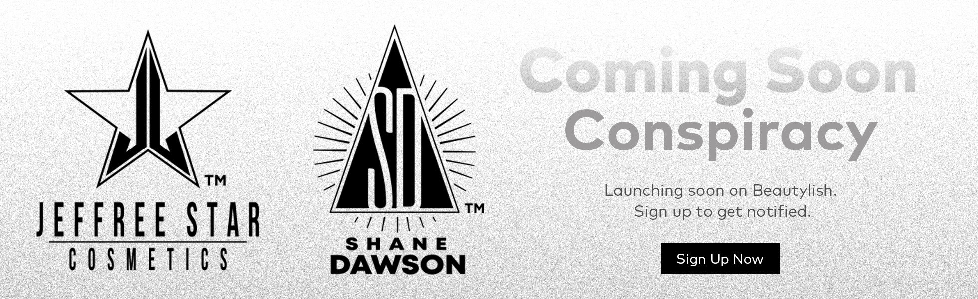 Jeffree Star Cosmetics x Shane Dawson Conspiracy coming soon – sign up for notifications