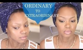 Quick 5 Minute Video Makeup Routine!