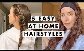 Quarantine Hairstyles | Luxy Hair