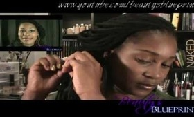 *Requested* IMATS Locs Hair Tutorial