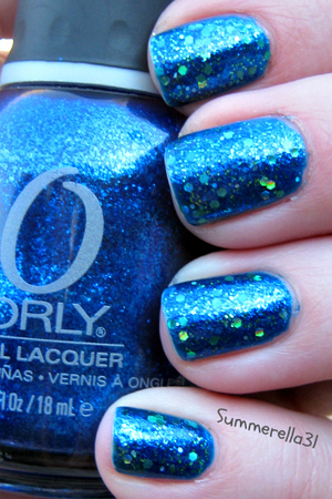 Orly Stonecold and Mermaid Tale