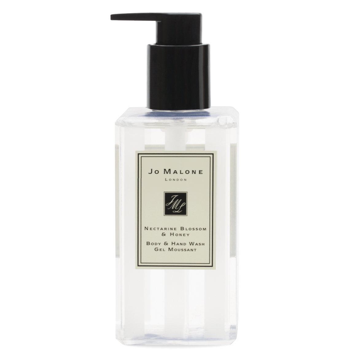 Jo Malone London Nectarine Blossom & Honey Body & Hand Wash product swatch.