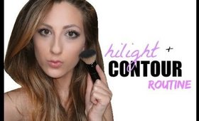 Hilight and Contour Routine