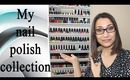 My Nail Polish Collection 2014