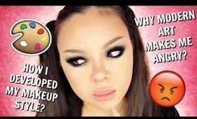 WHY DON'T I DO NORMAL MAKEUP? HERE'S WHY... (MY 3rd Q&A)