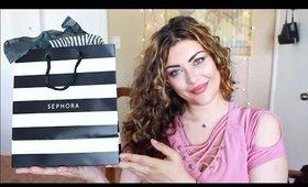 Sephora Haul/Fenty Beauty