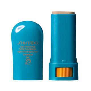 Shiseido Sun Protection Stick Foundation SPF 35