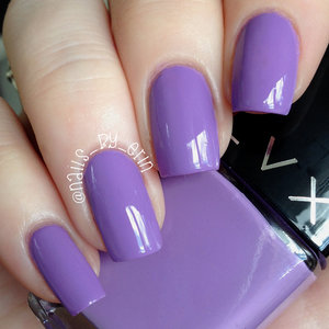 My full review of this polish can be found on my blog here: http://www.nails-by-erin.com/2014/09/lvx-aster-swatch-and-review.html