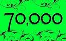 Happy 70,000!