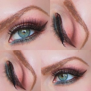 For tutorial and descripiton you can visit my blog.  http://mariabergmark.wordpress.com  You find this look under the name: Make your mind up  ❤❤❤❤❤❤❤❤❤❤❤❤❤❤❤❤❤❤❤❤❤❤❤❤❤❤❤
