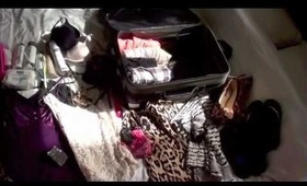 What's In my Suitcase (How I Pack for a Trip)