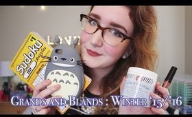 Grand and Bland : Winter 2015/2016!