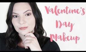 Valentine's Day Makeup Tutorial w/ Too Faced Chocolate Bon Bons Palette | OliviaMakeupChannel