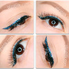 New Years Makeup#1. How To Apply Glitter Eye Makeup